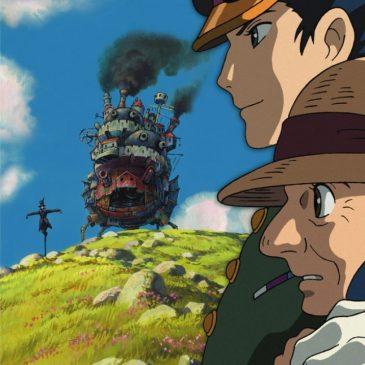 Ходячий замок, 2004 (Мультфильм)