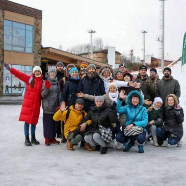 Фотоотчет семинара 16-17 марта в Санкт-Петербурге — Трансформация жизни