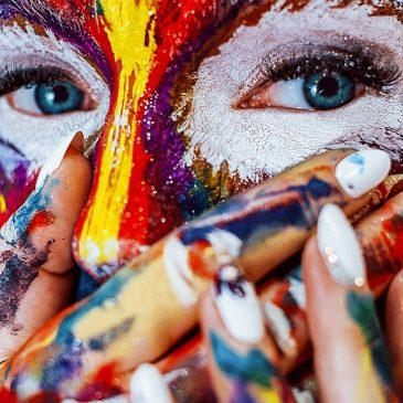 Как быть красивой и не зависеть от косметики?
