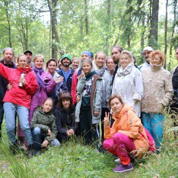Как проходит семинар Разумного Человечества в Финляндии ☀️