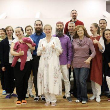 Фотоотчет с семинара 04-06 октября в Санкт-Петербурге — Трансформация Сознания