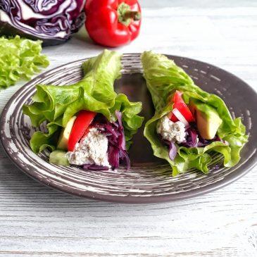 Овощные рулетики | Vegetable rolls