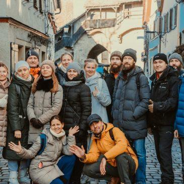 Особенности туризма в Германии