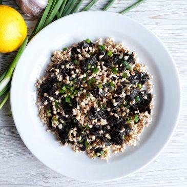 Raw-гречка «Морская» | «Sea» raw-buckwheat