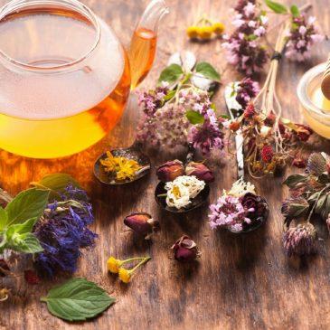🍵🍵🍵 Мастер-класс по приготовлению волшебных травяных чаев