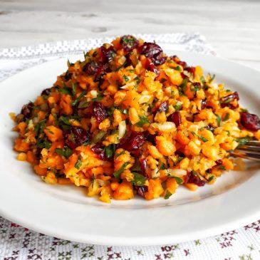 Тыквенный рис | Pumpkin rice