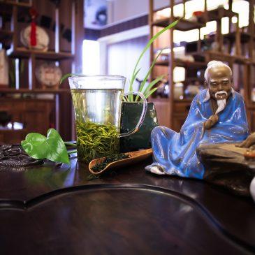 Мастер чайной церемонии