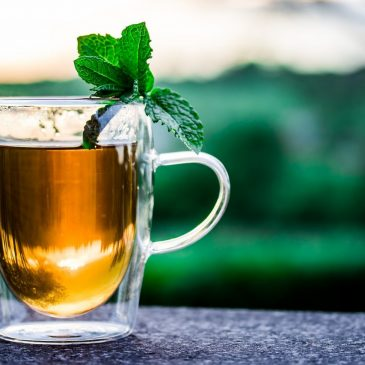 Витаминный чай для хорошего настроения и бодрости