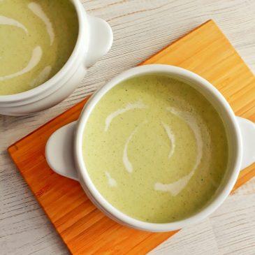 Raw-суп из брокколи   Broccoli raw-soup
