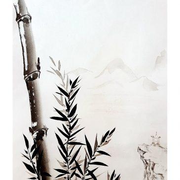 Благородный бамбук