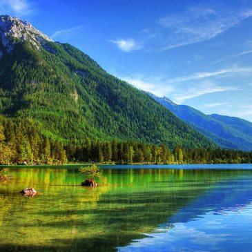 Праздник прихода лета в Баварии