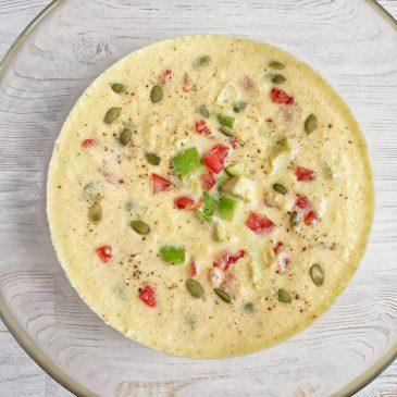 Суп из кукурузы и миндального молока | Corn and Almond Milk Soup