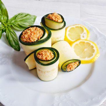 Рулеты из цукини | Zucchini rolls