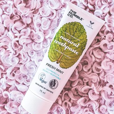 Разбор составов: «The Humble Co. natural toothpaste, fresh mint»