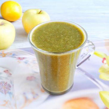 Детокс-смузи с чиа   Detox smoothie with chia seeds