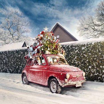 Доставкав новогодние праздники