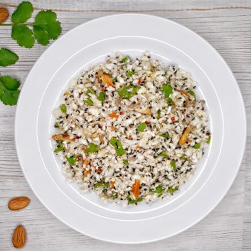 Острый салат с цветной капустой | Spicy Cauliflower Salad