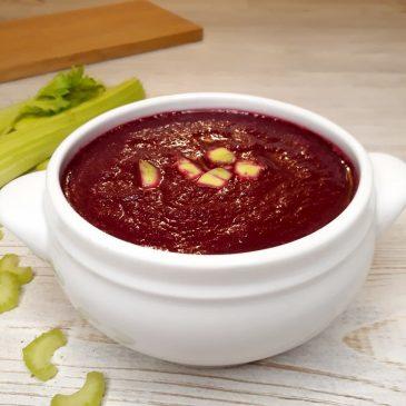 Raw-свекольник | Raw-Beetroot Soup