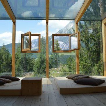 Умные стекла сокращают расходы на обогрев и охлаждение помещений