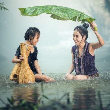 Даосская притча: Дао дождя
