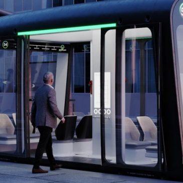 Автономная замена трамваю