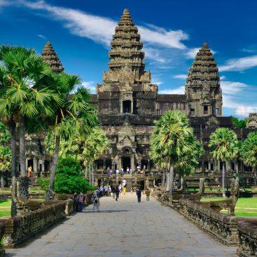 Удивительный Ангкор Ват