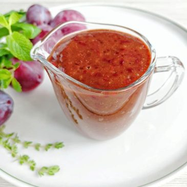 Raw-Ткемали | Raw Tkemali Sauce
