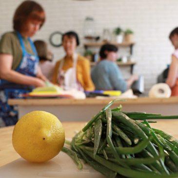 Кулинарные мастер-классы с целительницей