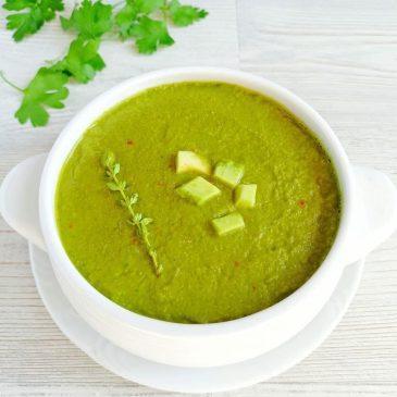 Испанский острый raw-суп | Spanish spicy raw soup