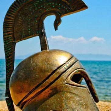 Греческая притча: Завидная дружба